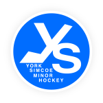Logo for York Simcoe Minor Hockey League