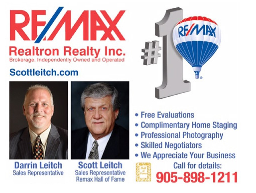 RE/MAX Darrin and Scott Leitch