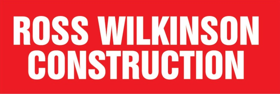 Ross Wilkinson Construction - Silver Sponsor!